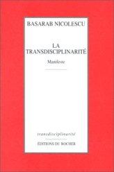 la transdisciplinarité nicolescu